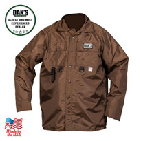Dan's Hunting Gear - 133 - Briarproof Shirt   Windwalker Outdoors   Montana U.S.A.