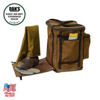 Dan's Hunting Gear - 2200 - Boot Bag   | Windwalker Outdoors | Montana U.S.A.