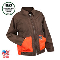 Dan's Hunting Gear - Briarproof - K404 - Kid's Game Coat| Windwalker Outdoors in Montana