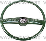 STEERING WHEEL GREEN CHEVROLET GMC TRUCK 1969 - 1972