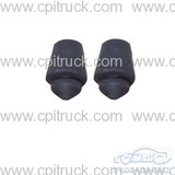 DOOR BUMPERS 4 PIECE CHEVROLET GMC TRUCK 1964 - 1972