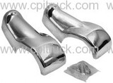 BUMPER GUARDS FRONT CHROME  CHEVROLET TRUCK 1955 - 1959