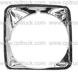 HEADLIGHT BEZEL LH CHEVROLET TRUCK 1969 - 1972