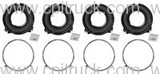 HEADLIGHT BUCKETS AND RINGS 1958 - 1972 GMC - 58-62 CHEVROLET