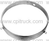 HEADLIGHT RETAINER RING CHEVROLET TRUCK 1947 - 1972 7 INCH SINGLE HEADLIGHTS