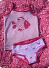 Panties & Camisole Sewing Pattern