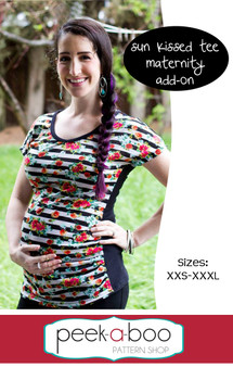 Sun Kissed Tee Maternity Add-On Pack
