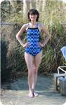 Bahama Mama Bikini Bottoms Sewing Pattern