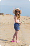 Beachcomber Shorts sewing pattern