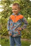 Bridgeport Jacket sewing pattern