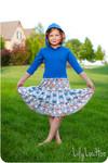 Tatum Twirl Dress sewing pattern