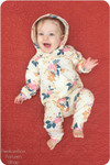 Zipster Romper Sewing Pattern