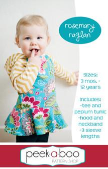 Rosemary Raglan Sewing Pattern