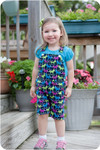 Toddler Overalls Sewing Pattern