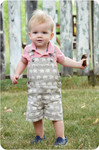 Baby Overalls Sewing Pattern