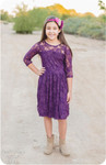 Tween Lace Dress Pattern