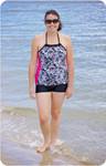 Women's Swimsuit Sewing Pattern
