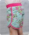 School's Out Shorts Sewing Pattern