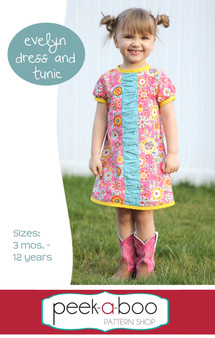 Evelyn Dress and Tunic