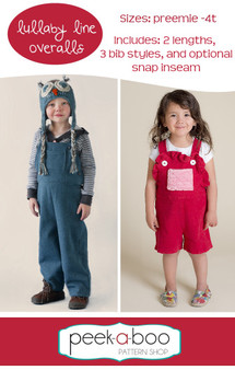 Lullaby Line Overalls