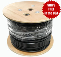LMR-400 Type Low Loss Coax Cable 500' Reel - LOW400D