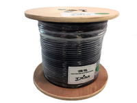 RG-58/LMR-195 Type Low Loss Coax Cable 500' Reel - LOW195D