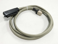 1186022L1 and 1186022L2 - 15FT MX2820 FUTURE BUS TO 90 DEG 64 PIN FEMALE T1/DS1 CABLE