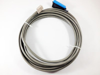 1186029L1 and 1186029L2 - 50FT MX2820 FUTURE BUS TO 90 DEG 64 PIN MALE T1/DS1 CABLE