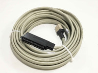 1186028L1  and 1186028L2 - 25FT MX2820 FUTURE BUS TO 90 DEG 64 PIN FEMALE T1/DS1 CABLE