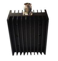 DIN Male 75 Watt Termination Load - TLDM75