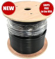 LMR-400-DB Type Direct Burial Low Loss Coax Cable 500' Reel - LOW400DBD