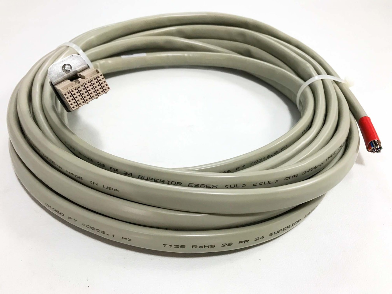 1186025L1 and 1186025L2 - 25FT MX2820 Adtran Compatible FUTURE BUS TO STUB T1/DS1 CABLE