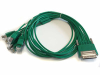 CABHD8ASYNC 8-Port -sync EIA-232 Cable 3' (Cisco Equivalent)
