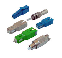 UPC Fixed Male-Female FC SM or MM 1-30dB Fiber Optic Attenuator