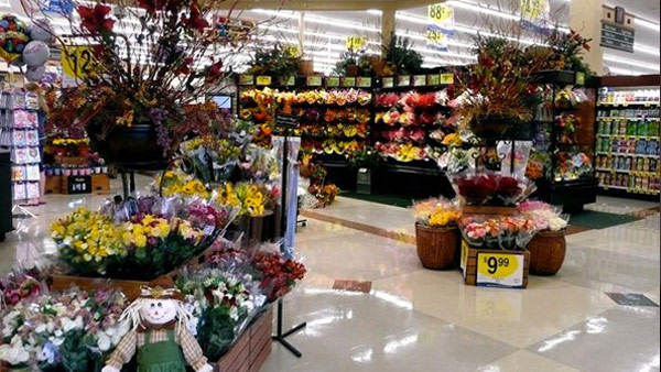 Grocery Flowers