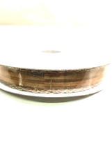 #3 gold stn-shr scallped edge