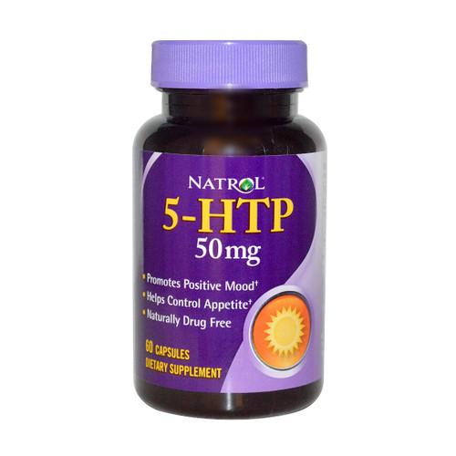 5-HTP - 50 mg (60 pills)