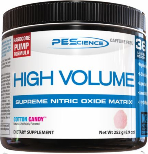 High Volume (NO3 Matrix)