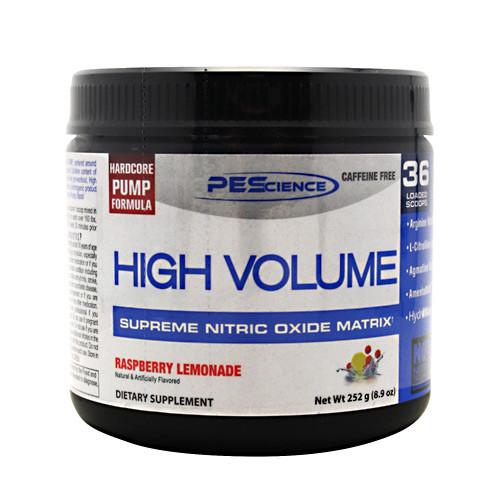 High Volume (NO3 Matrix)