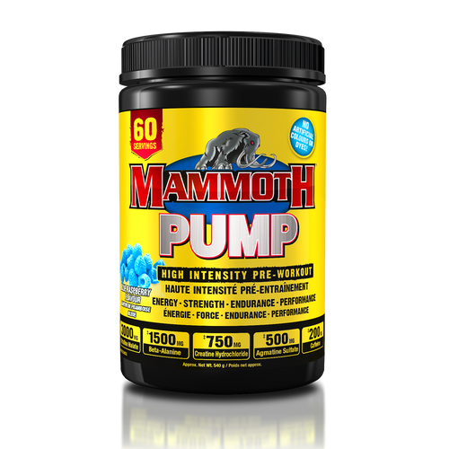 Mammoth Pump - 60 Serve
