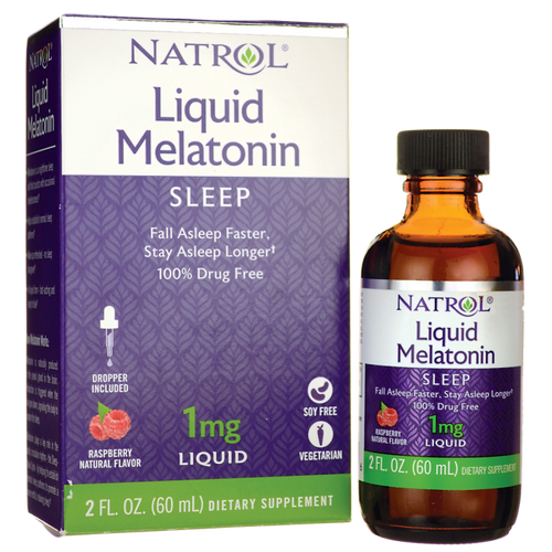 Melatonin Liquid (2 oz)