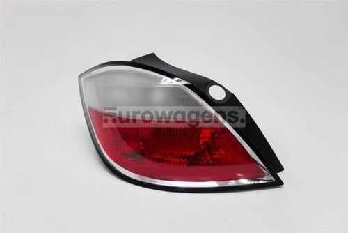 Rear light left Vauxhall Astra H 04-07 5 door