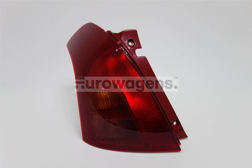 Rear light left Suzuki Swift 05-08