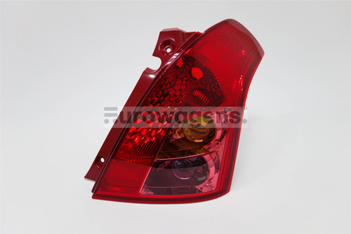 Rear light right Suzuki Swift 08-10