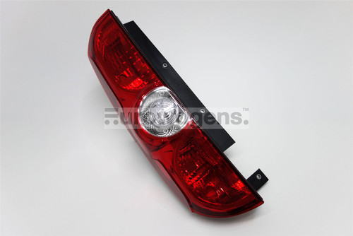 Rear light left Fiat Doblo Vauxhall Combo 1 door