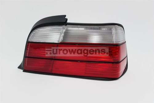 Rear light right clear BMW 3 Series E36 90-99 Coupe Convertible