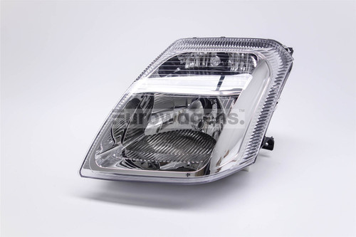 Headlight left Citroen C2 03-08