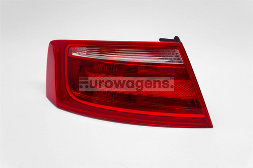 Rear light left Audi A5 11-15 2/3 door