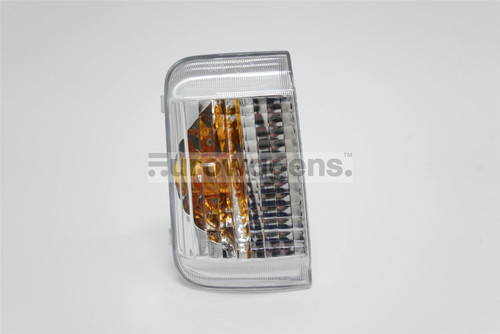 Genuine mirror indicator right orange Ducato Relay Boxer