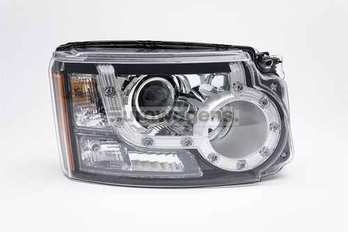 Headlight right xenon LED DRL Land Rover Discovery MK4 10-13